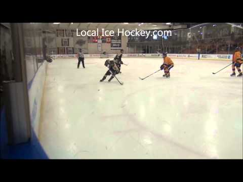 Gotta see this puck movement Will-Robert Johnson Goal From Harris, Hamacher,ODonnell