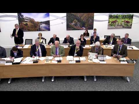 Perth & Kinross Council meeting - 3 October 2018 PART ONE