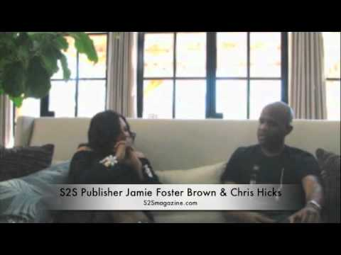 Chris Hicks shares his troubled past