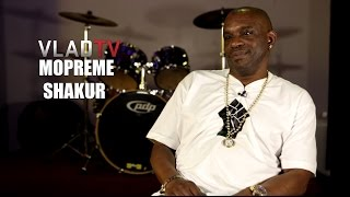 mopreme shakur details early life of growing up with 2pac