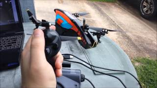 AR.Drone 2.0 Panning Camera Mount