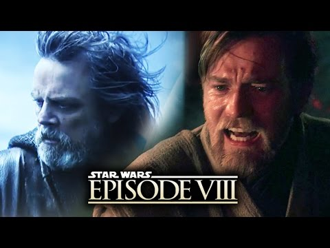 Thumbnail: Star Wars Episode 8: The Last Jedi - EXCITING NEW TEASES! Luke's New Journey!