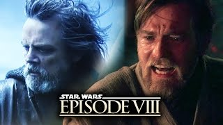 Star Wars Episode 8: The Last Jedi - EXCITING NEW TEASES!  Luke