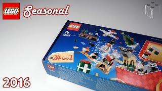 40222 Lego Świąteczne Budowanie - Lego Okolicznościowe