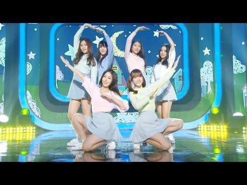 여자친구 GFRIEND - 사랑별 Luv Star 교차편집/직캠 Stage Mix Fancam