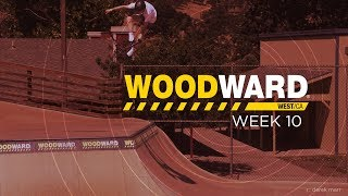 Woodward West | Week 10 with The Scooter Farm