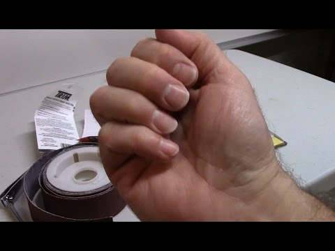 How To Cut And Shape Your Finger Nails For Classical Guitar Acoustic Country Picking