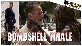 RICK'S BOMBSHELL FINAL MOMENT IN FINALE PREDICTION - The Walking Dead Season 9