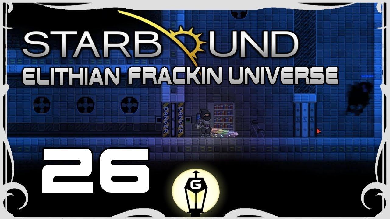Prey | Let's PlayStarbound Elithian Frackin Universe Ep 26