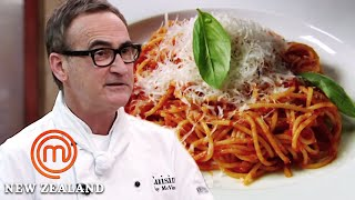 How To Cook Tнe Perfect Italian Tomato Sauce | MasterChef New Zealand | MasterChef World