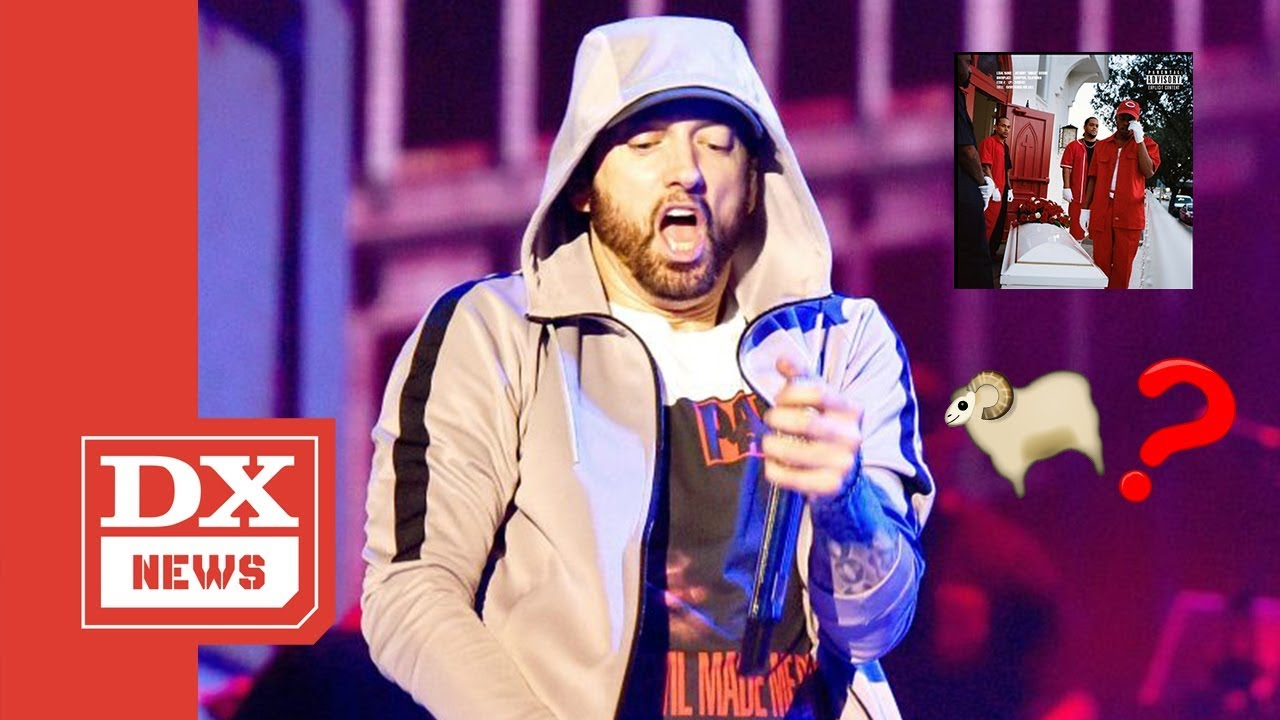 """Download Eminem Says Punchline About 'Sex With Sheep' On Boogie's Song """"Rainy Days"""" & The Internet Goes Crazy"""