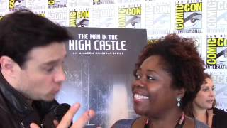 THE MAN IN THE HIGH CASTLE – Exclusive Interview