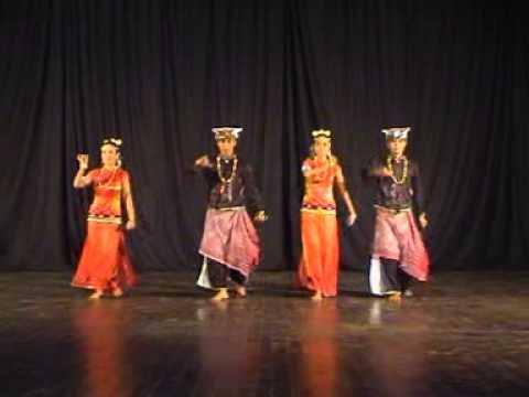 Tari Bedana (Lampung)
