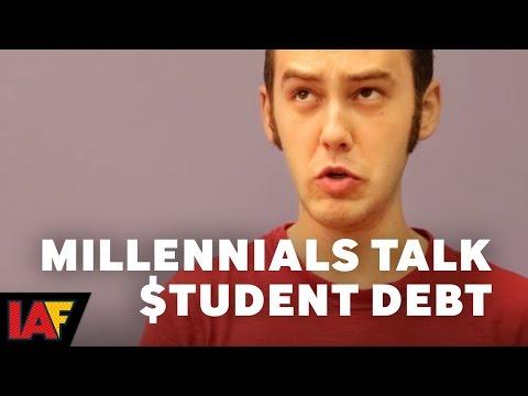 Millennials Talk About Their Student Debt