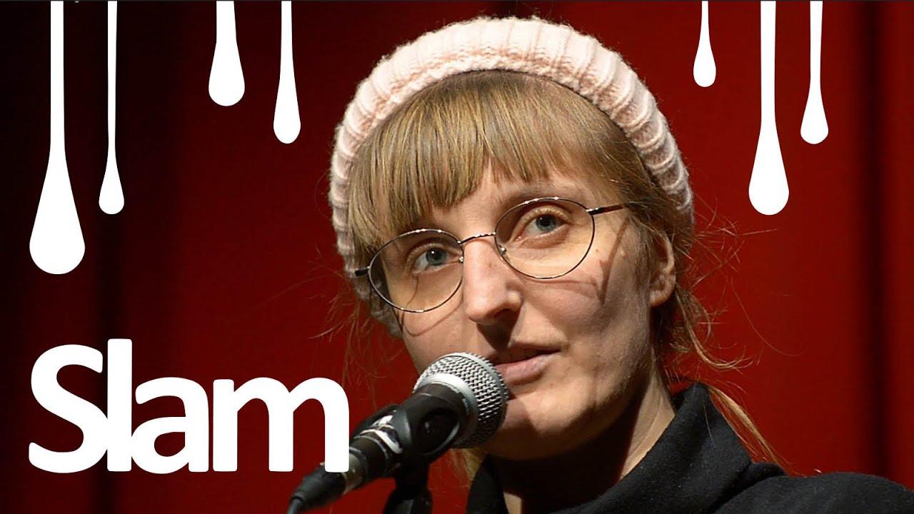 Adina Wilcke - Die Problematik von Tinder.....