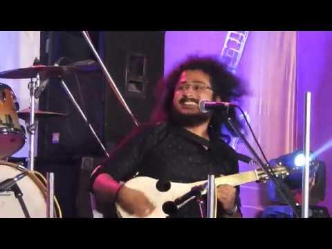 Bhojibo Tomar Ranga Charan II Premangshu Das II Fakiri Bangla Band II Sangeet Mela 2019