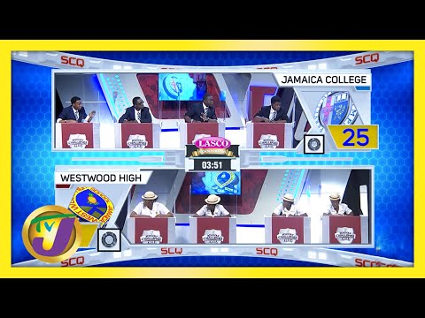 Jamaica College vs Westwood High | TVJ SCQ 2021