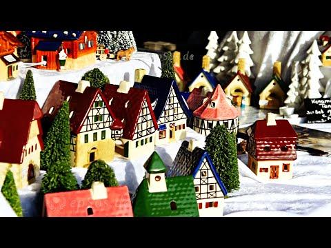 Рынок Нюрнберг - Рождество в Европе.