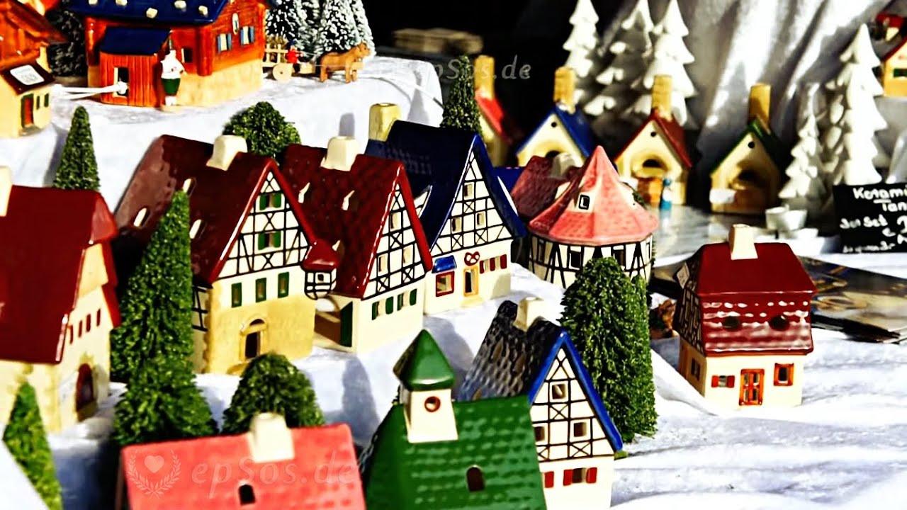 Famous Nuremberg Christmas Market in Europe. - YouTube