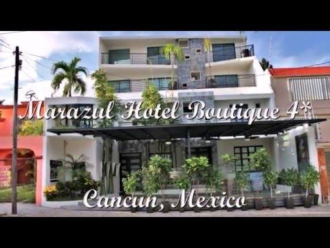 Marazul Hotel Boutique 4* Канкун, Мексика