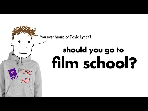 Everything to Know About Film School