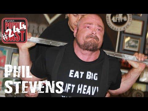 Phil Stevens | Building a Small Profitable Training Business | Mark Bell's PowerCast #244