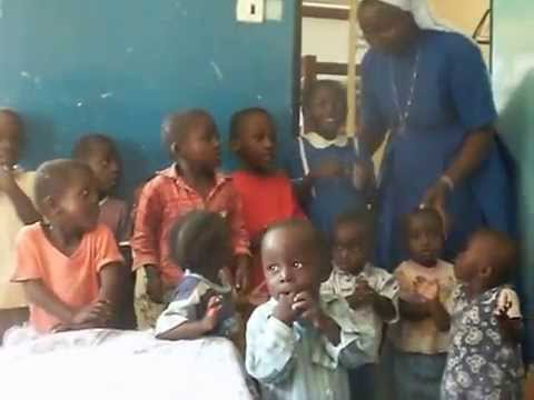Orphanage in Africa
