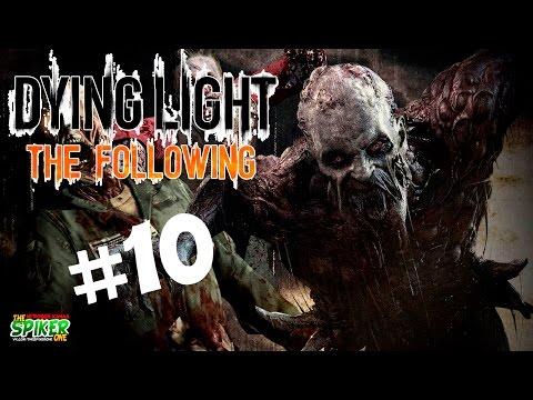 Dying Light: The Following - Исследуем пещеру  #10