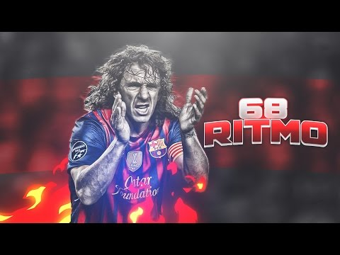 PUYOL CON 68 DE RITMO - GRACIAS EA - FIFA 17