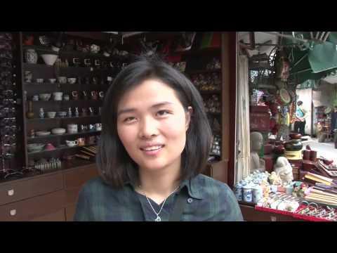 Shanghai Walking Tour.mov