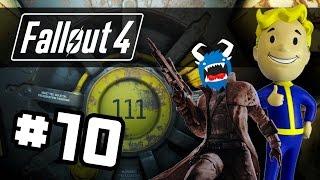 Fallout 4 - PART 10 - Freddy Mercury Dog (Chupacabra Plays)