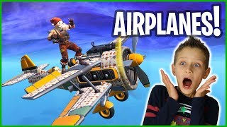 The EASY O.P. AIRPLANE TACTIC - GET TOP 10 EVERY GAME!