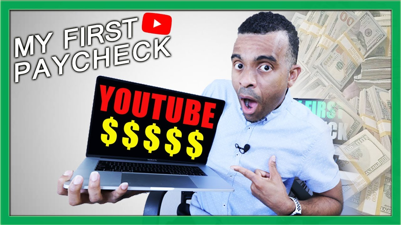 You Won't Believe How Much My First YouTube Paycheck Was with 7,500 Subscribers!  | $250 Giveaway