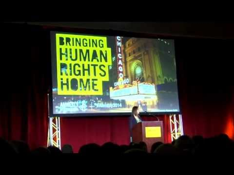 Human Rights Conference 2014 (Day 2): Shining A Light