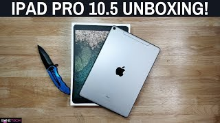 New iPad Pro 10.5 (2017) Unboxing & First Impressions - WOW!