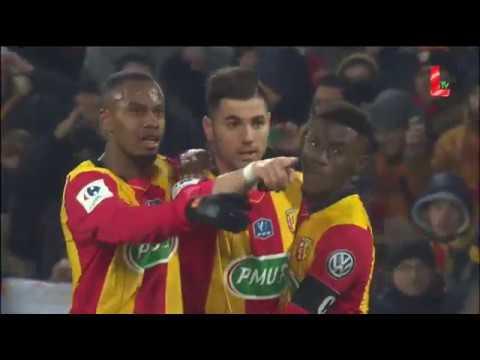 Lens 3 - 2 Boulogne (08.01.2018 // by LTV)