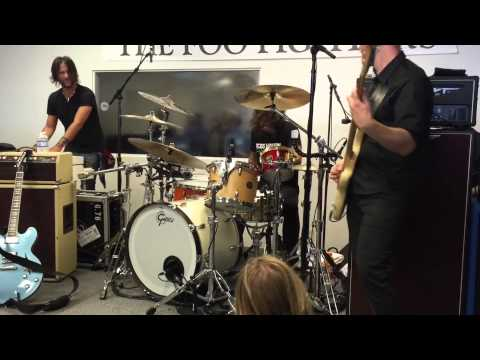 Dave Grohl Drum Solo - Record Store Day 2015