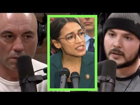 Alexandria Ocasio-Cortez's Green New Deal Joe Rogan & Tim Pool
