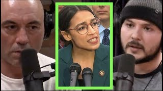 Alexandria Ocasio-Cortez's Green New Deal Joe Rogan & Tim Pool