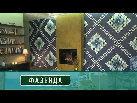 """Камин Dimplex Tahoe в телепроекте """"Фазенда"""""""