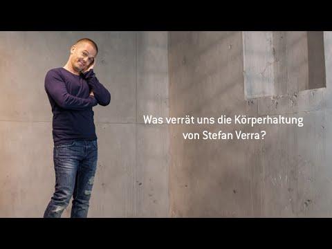 Das Körpersprache-Quiz: Was bedeutet Stefan Verras Körperhaltung?