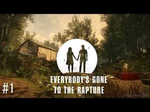 【PS4】Everybody's Gone To The Rapture - 幸福な消失 - #1 ジェレミー編/Jeremy(『完璧主義者』トロフィー&100%収集品)