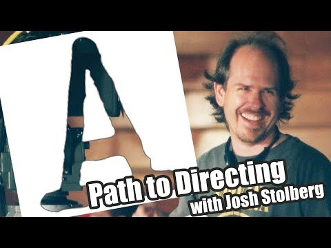 Josh Stolberg's path to directing film
