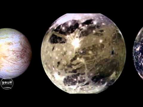 Ganymede: Jupiter's Largest Moon | Video - YouTube