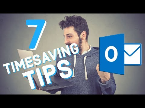 7 Tips to Get More Out of Outlook