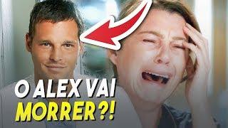 O JUSTIN CHAMBERS (ALEX) NÃO RENOVOU O CONTRATO? ELE VAI SAIR DE GREY'S ANATOMY?