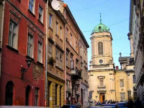 UKRAINE:  city  LVIV