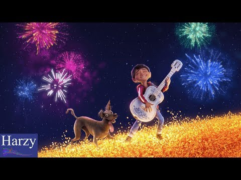 Coco Soundtrack - Remember Me (Lullaby) (Piano Version) [1 Hour Version]