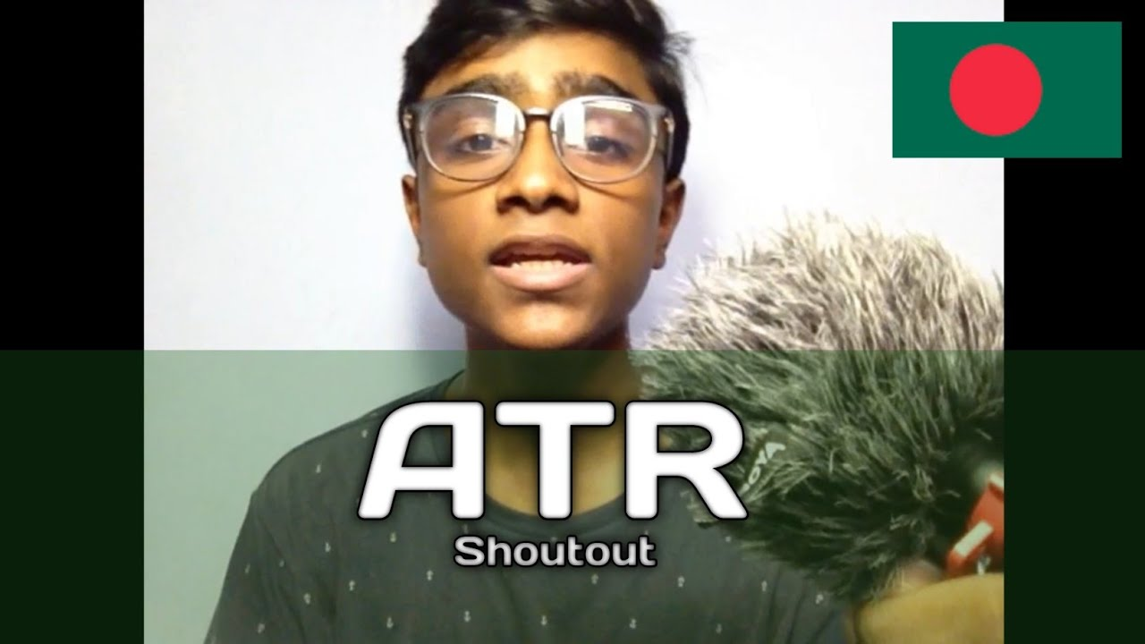 ATR || You wish that You Started Today