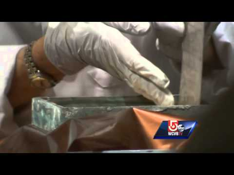 Nation's oldest time capsule opened in Boston